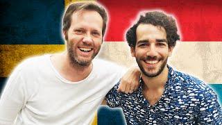 SWEDISH VS LUXEMBOURGISH - Language Challenge