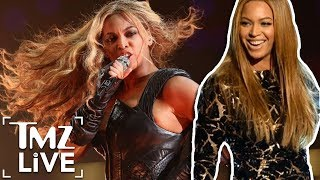 Beyonce: Insane Coachella Rehersal! | TMZ Live