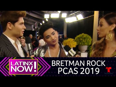 Bretman Rock gets candid about his latin relationship | Latinx Now! thumbnail