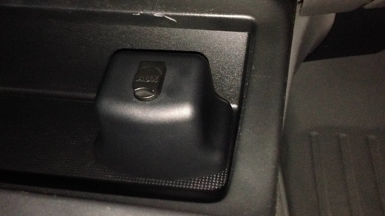Tutorial Install Auxiliary Port On 2006 Honda Civic Youtube