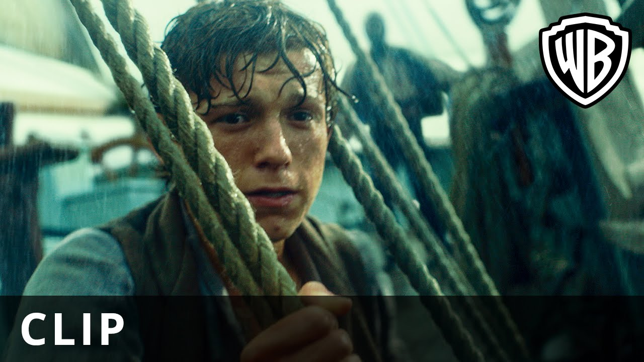 In the Heart of the Sea - Clip, 'Young Nickerson's Story' - Official Warner Bros. UK
