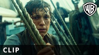 In the Heart of the Sea - Clip, 'Young Nickerson's Story