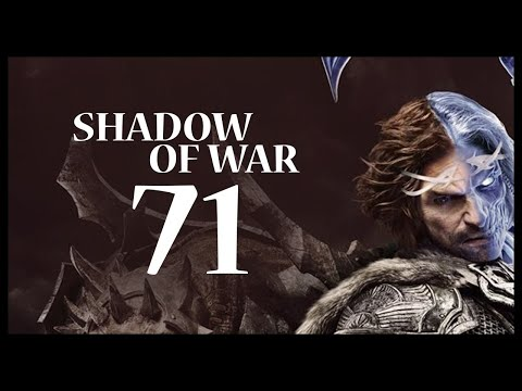 Middle-earth: Shadow of War Gameplay Walkthrough Let's Play Part 71 (UPGRADING SET)