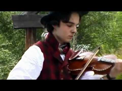 Hardanger Fiddle for Valdres Samband Meeting at Valdres Folk Museum