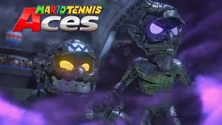 Mario Tennis Aces New Opening Video [Japanese] - Nintendo Switch