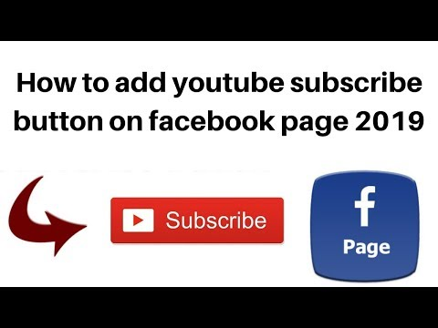 How to add youtube subscribe button on facebook page 2019 | Digital Marketing Tutorial thumbnail