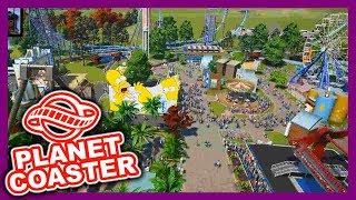 Meine Parks Part II - Oktoberfest Inklusive   PARKTOUR - Planet Coaster
