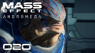 MASS EFFECT ANDROMEDA [020] [Der selbe Scheiß - ein anderer Tag] GAMEPLAY Deutsch German thumbnail