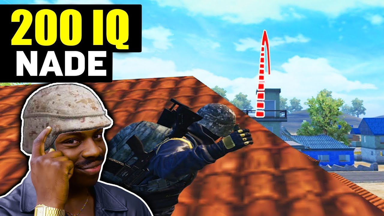 200 IQ NADE PERFECTO vs Camperos | Gameplay Highlights PUBG Mobile + vídeo