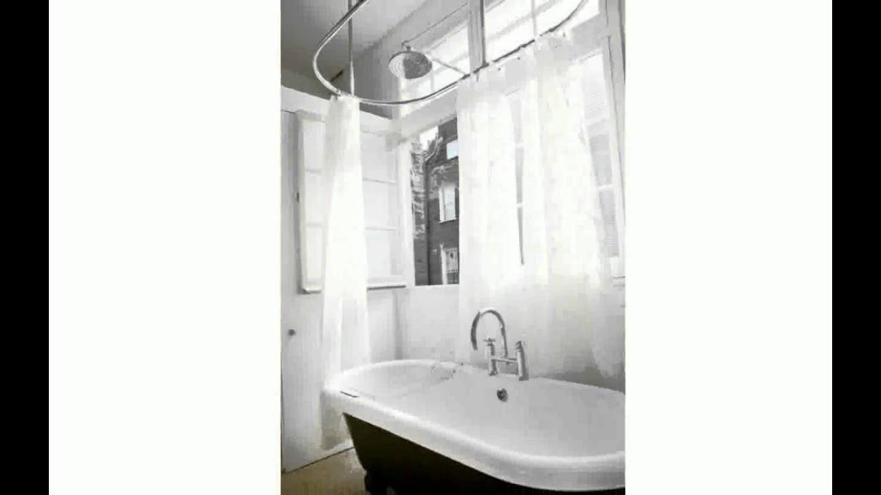 Bathroom Curtains Ideas Youtube