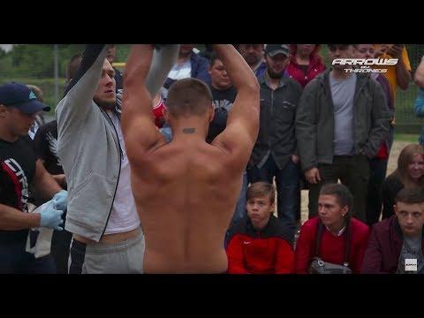 ШТРИХ КОД против Игоря Попова.
