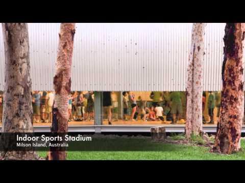 Indoor Sports Stadium in Milson Island, IOC/IAKS Award 2013