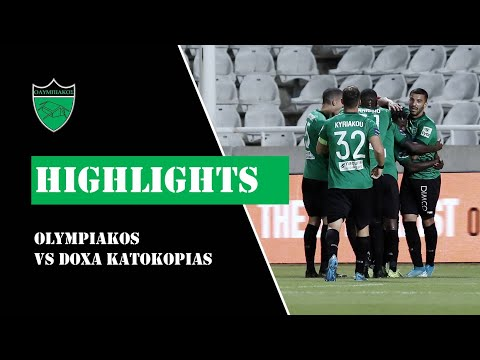 Olympiakos Nikosia Doxa Goals And Highlights