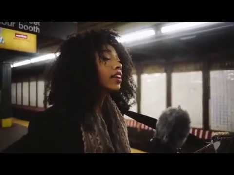 """Najah Lewis Covers """"Sunday Morning"""" By Maroon 5"""