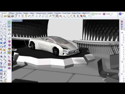 Mid Engine Design