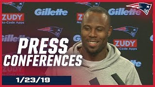 New England Patriots Wednesday Press Conference
