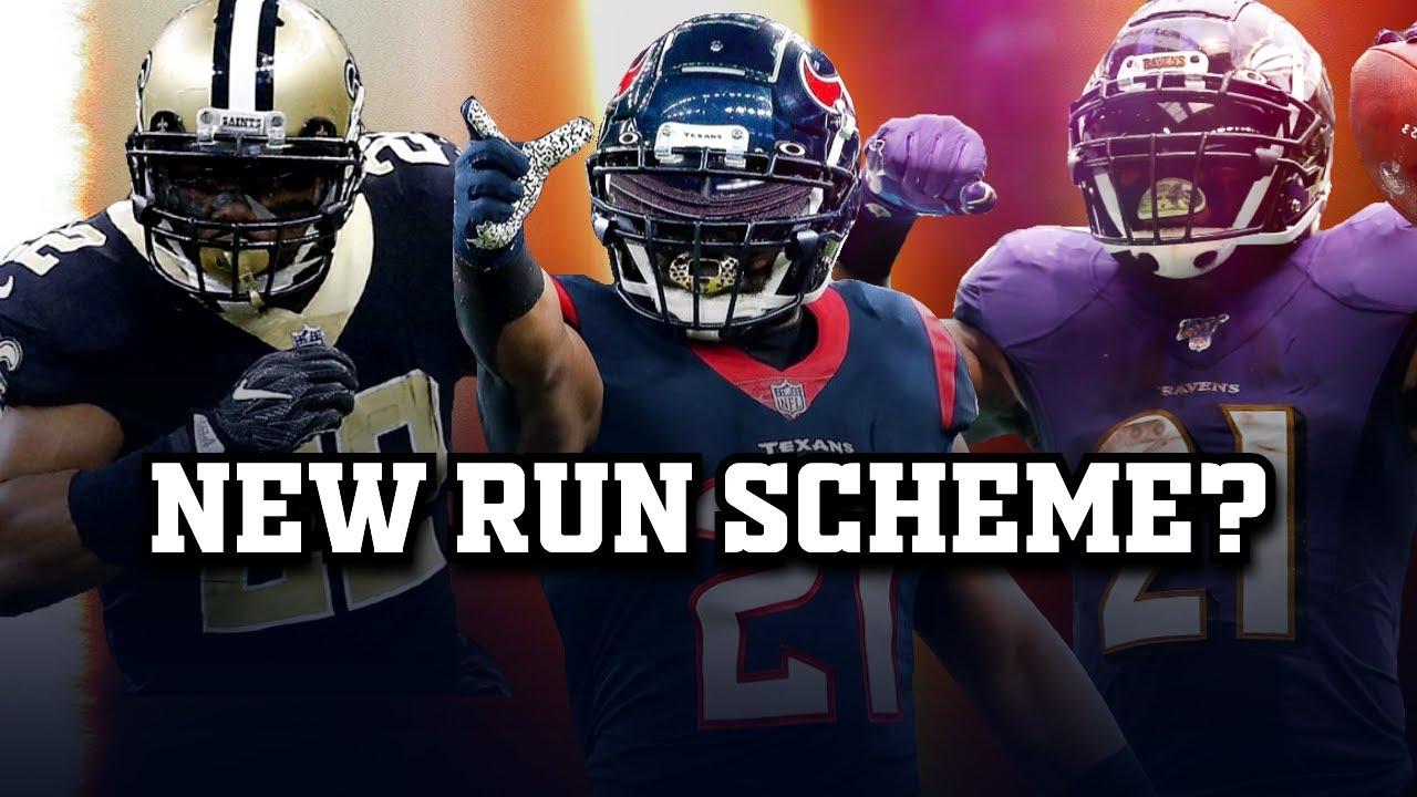 Texans trading former Pro Bowl RB Mark Ingram back to Saints