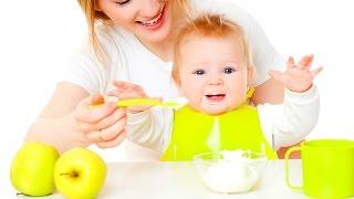 Прикорм.Кормление ребенка по месяцам/совместно c Malinka Raj