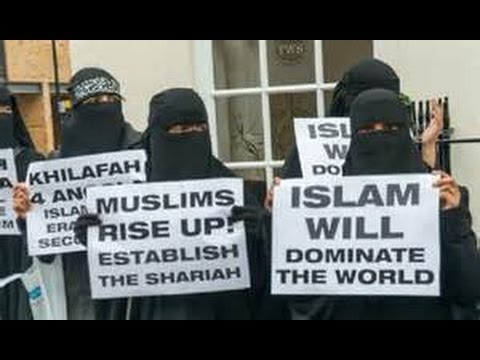 Worldwide young muslim women join ISIS Islamic State brides breeding jihad babies