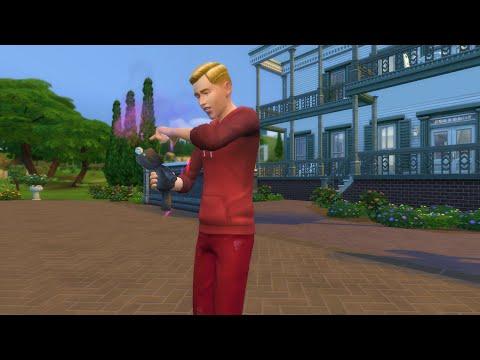 The Sims 4 Voodoo Doll Fun
