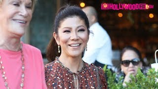 Julie Chen Jokes With Paparazzi About Big Brother & El Chapo's ...