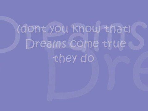 Westlife Dreams Come True---with lyrics - YouTube