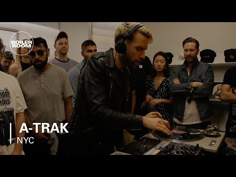 A-Trak Backpack Hip Hop Mixtape | Boiler Room NYC