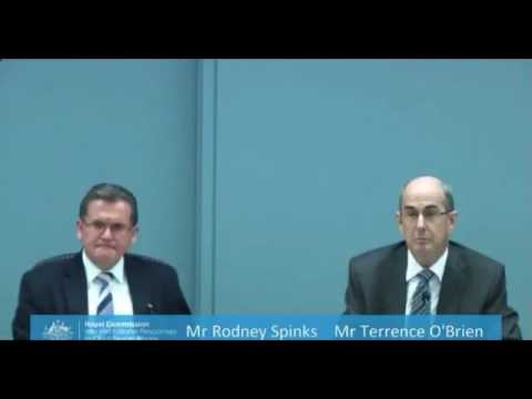JW's March 9 2017- Royal Commission- Morning Session