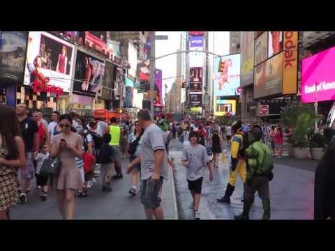 USA Road Trip 2013: part 1 San Fran - NYC