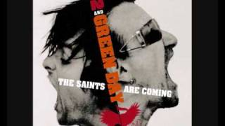 U2 & Greenday - The Saints are Coming (Audio Karaoke)
