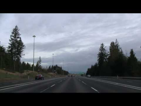 I-5 North (WA), Seattle Metro North, Exit 182 To Exit 199