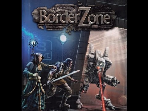 Let's play Borderzone in English. Ep.16. Sword Of Rebellion. Chapter 1