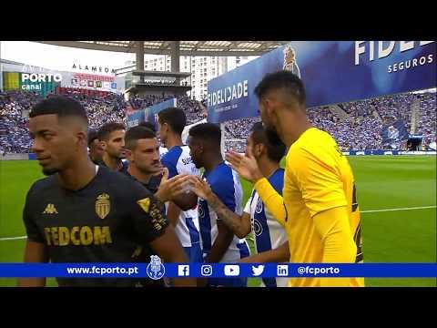 FC Porto-Mónaco, 0-1 (resumo)