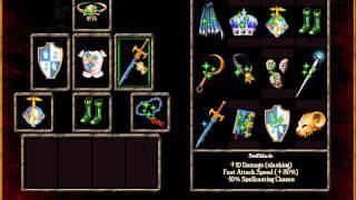 Warlords BattleCry 3 - My Ssrathi Hero stats (lv 73)