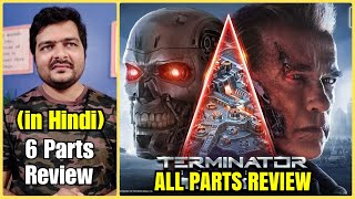 Terminator: Dark Fate - Movie Review & Film Series All Parts Review | Story Discussion