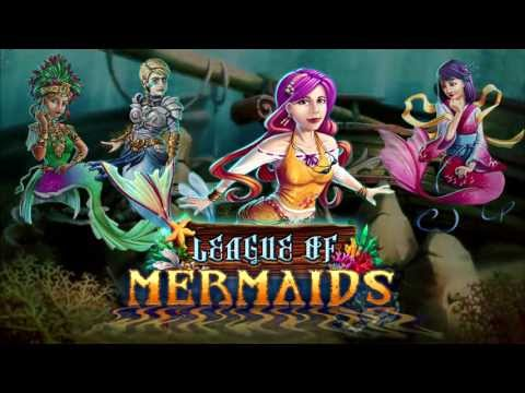 League of Mermaids - Match 3 - Official Game Trailer