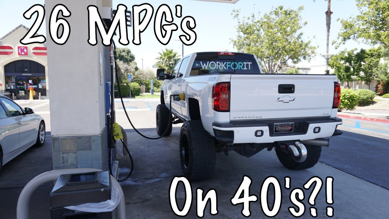 How I Get Such Great Fuel Mileage! - YouTube