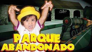 VOY A PARQUE DE DIVERSIONES ABANDONADO thumbnail