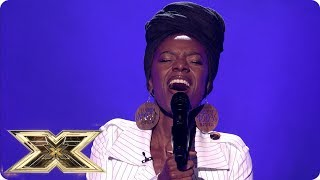 It's Never Enough for Shan | Live Shows Week 4 | The X Factor UK 2018