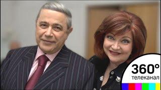 Смотреть Юмористы Евгений Петросян и Елена Степаненко разводятся онлайн