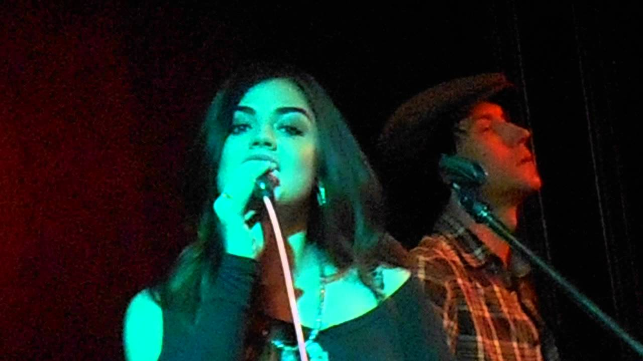 Download Lucy Hale You Sound Good To Me Live with 92.5 the Wolf
