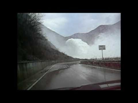 Amazing Mega Flood At Dam in Albania