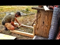 How To Build a HOUSE out of TRASH