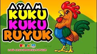 Download Mp3 Kuku Kukuruyuk | Dangdut Versi Gagak | Kakatoo - Lagu Anak Indonesia