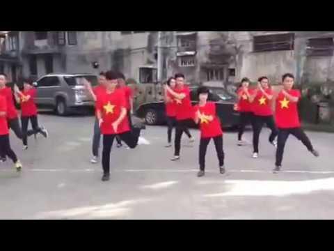 Liên hoan Dân vũ Quốc tế TP Hà Nội 2016: Dân vũ Uy vũ - HanoiADC