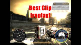 Need For Speed Most Wanted: Epic Moments #1