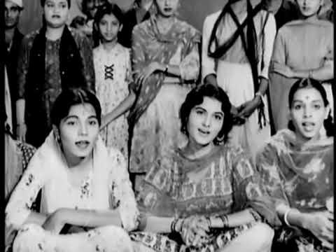 Anpadh Rang Birangi Rakhi Leke