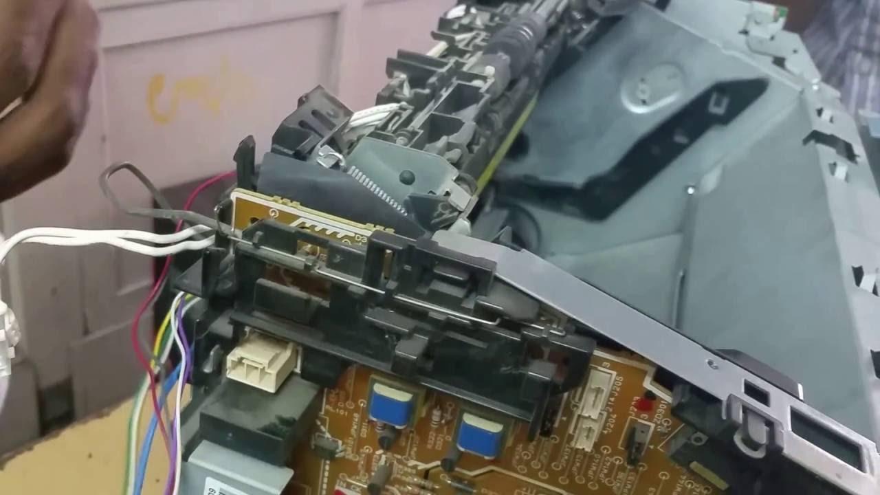 Hp M1005 Printer Repair Solution Fix Youtube