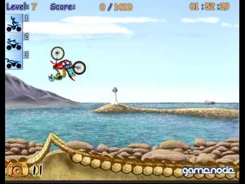 jeux de moto cross youtube