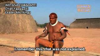 STOP pushing us for REDD (Indigenous Peoples Alto Xingu) ENGLISH SUBTITLES